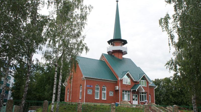 мечеть Туфан мэчете Набережные Челны
