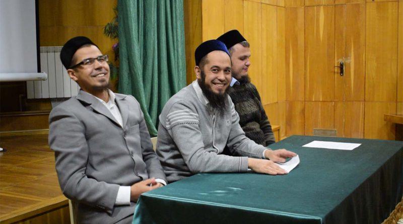 Ислам мәрхәмәтлелек дине