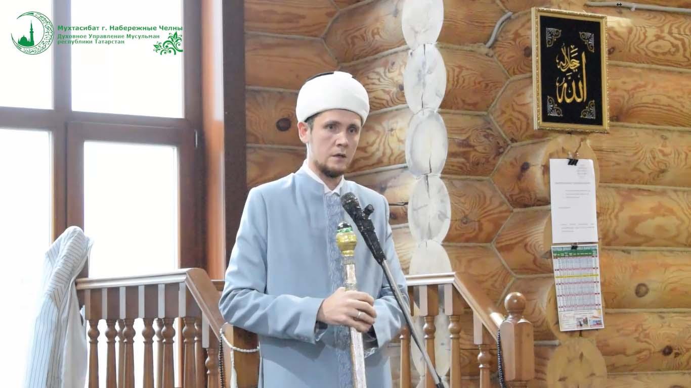 Нияз хазрат Сабиров