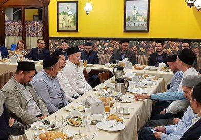 Встреча участников организации хаджа